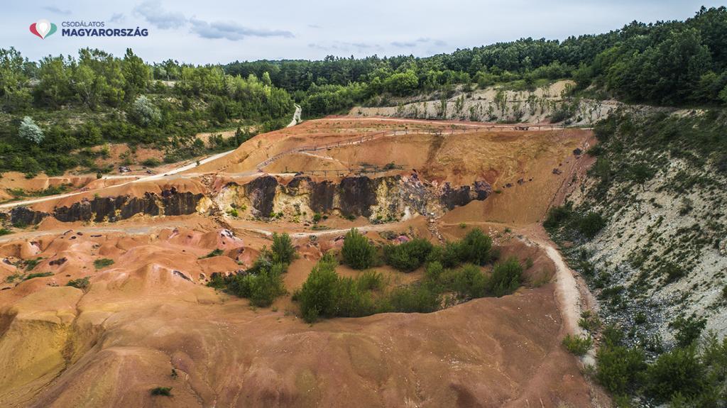 Bauxitbányászatunk egykori Mekkája